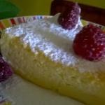 Ciasto trzyskładnikowe