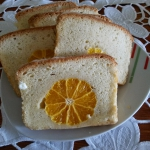 Babka z mandarynką