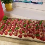 Ciasto na herbatnikach II