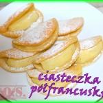 Ciasteczka serowe z jablk...
