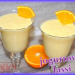Pomaranczowy napoj jogurt...