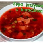 Zupa jarzynowa z...