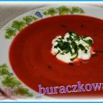 Zupa krem z burakow