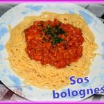 Wloski sos bolognese