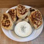 Marokańskie chlebki z...
