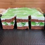 Ciasto Szmaragdowa kostka