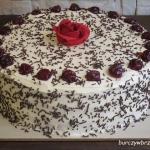 Tort ajerkoniakowo -...