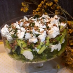 Salatka brokulowa z feta ...