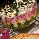 Salatka z brokulem i rzod...