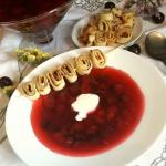 Zupa wiśniowa z...