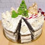 Tort makowy mocno...