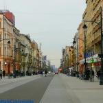Ulica Piotrkowska w...
