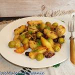 Ziemniaki z oliwkami i...