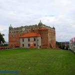 Zamek krzyżacki w...