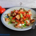 Salatka z pomidorami i ch...