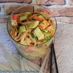 Azjatycka salatka z kraba...