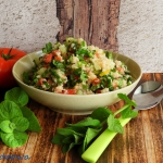 Libanska salatka Tabboule...