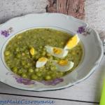 Zupa z zielonego groszku ...
