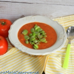 Zupa pomidorowa z bobem