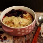 Kremowy pudding ryżowy...