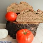 Chleb orkiszowo - gryczan...