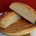 Chleb pszenno - żytni z...
