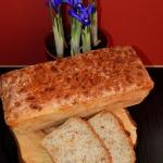 Najprostszy chleb na droz...