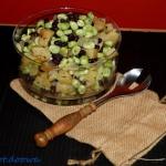 Salatka z bialych burakow...