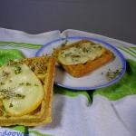 Wytrawne gofry z serem