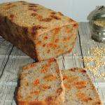 Chleb z kaszy gryczanej z...