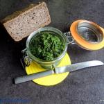 Sezamowe pesto z rukoli