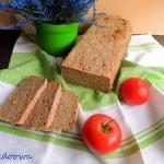 Chleb zytnio - gryczany n...