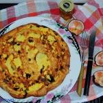 Omlet z marakuja