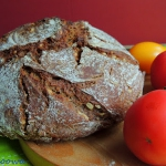 Chleb orkiszowy na dzikic...