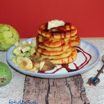 Kokosowe pancake z...