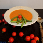 Zupa dyniowo - pomidorowa...