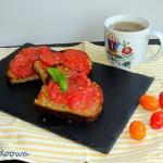 Pan con tomate czyli...