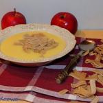 Dunska zupa z jablek