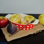 Jablka zapiekane z serem ...