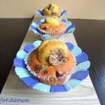 Muffinki biszkoptowe z ba...