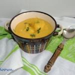 Wytrawna zupa kokosowa z...