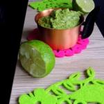 Pesto z rukoli i pistacji