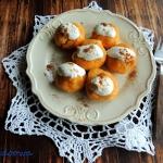 Serowe knedle z batatami