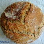 Chleb na dzikich drozdzac...