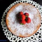 Ciasto z truskawkami prze...