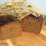 Chleb na zakwasie z kwasu...