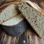 Chleb dla lenia z nasiona...