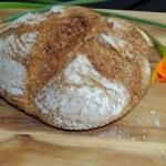 Chleb na zakwasie pszenny...