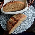Chleb na zakwasie z dziki...
