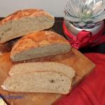 Chleb na wodzie zakwasowe...
